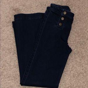 Blue GapKids Flare Jeans